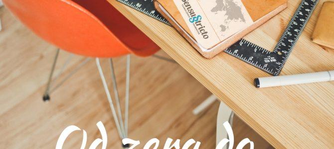 Od zera do freelancera – jednorazowe środki na otwarcie działalności gospodarczej