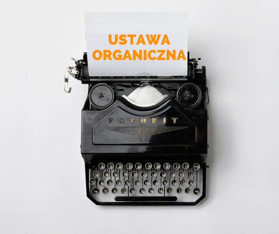 ustawa organiczna - tłumacz języka hiszpańskiego Monika Gaik