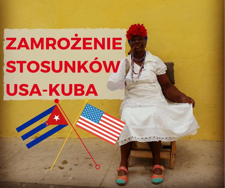 Stosunki między Kubą i USA