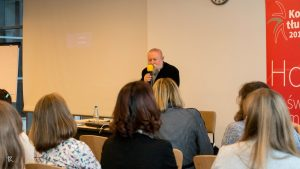 Konferencja Tłumaczy 2017 - prof.Bralczyk